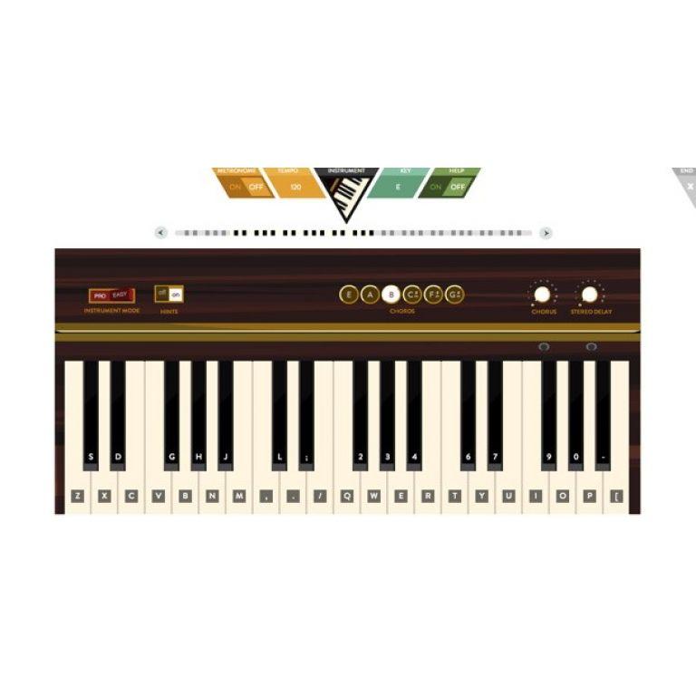 Cómo convertirse en músico con Chrome