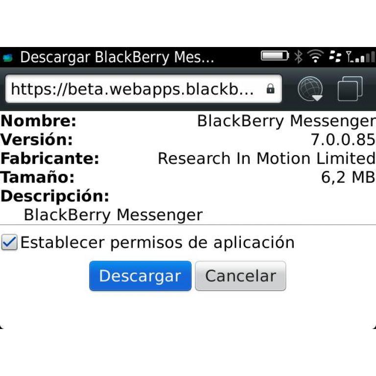 Los usuarios de BlackBerry podrán realizar llamadas de voz gratuitas