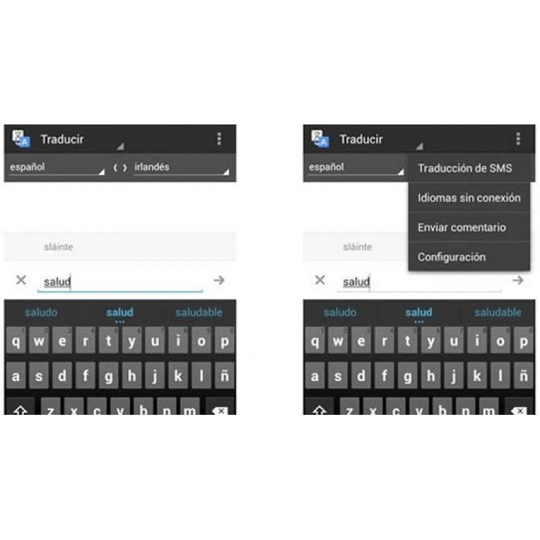 El traductor de Google para móviles ahora  funciona sin conexión