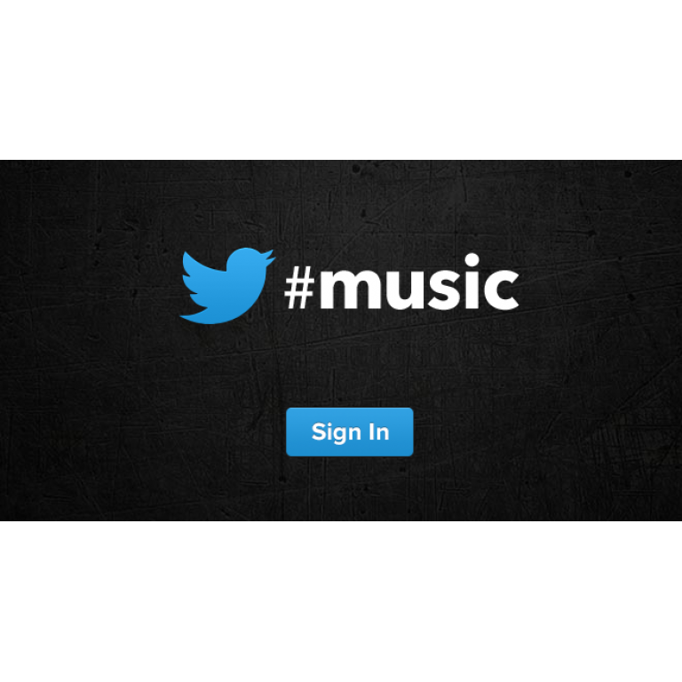 Twitter lanza sitio music.twitter.com
