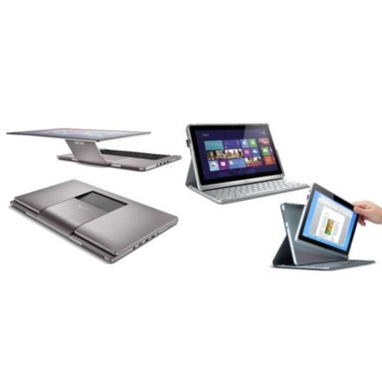 Acer, el diseño más innovador en notebooks
