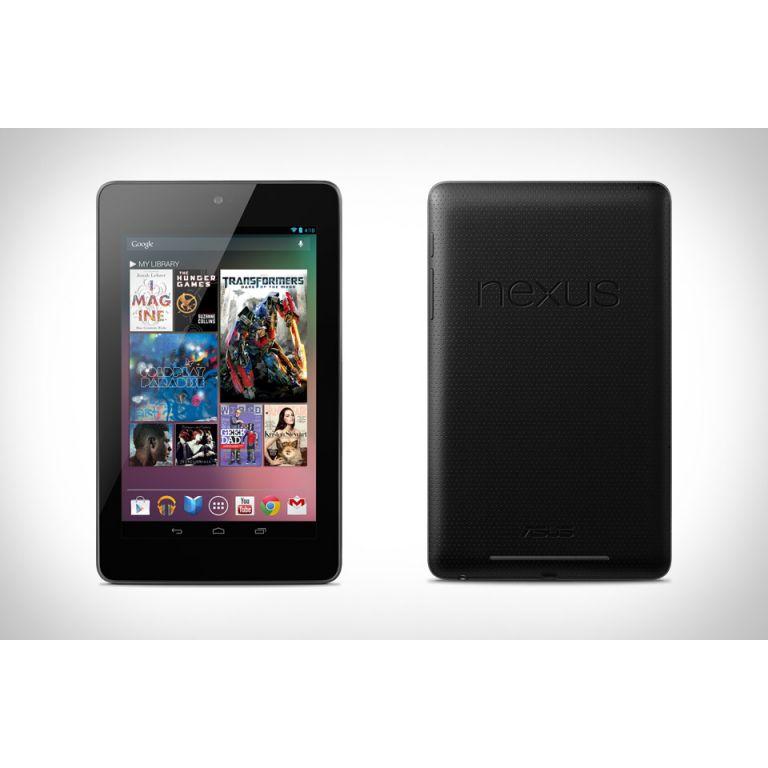 Google presentó la segunda generación de su Nexus 7