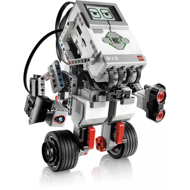 Lego con una nueva versión: Review LEGO Mindstorms EV3