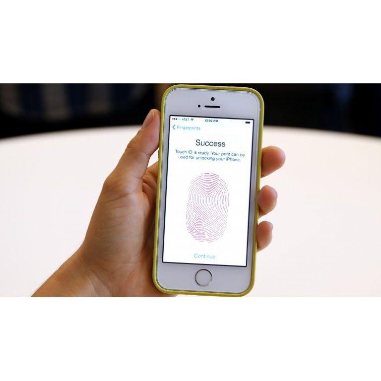 Las imágenes de las huellas digitales no serán guardadas en el iPhone 5S