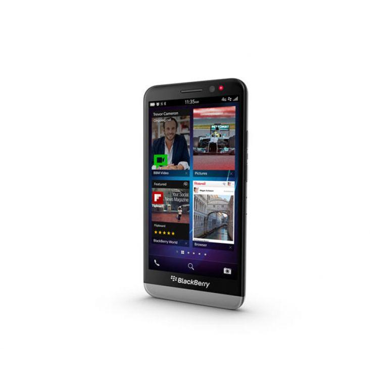 El nuevo Z30 de BlackBerry