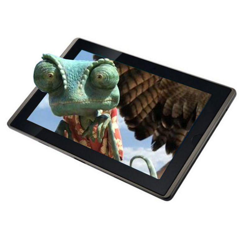 Tablets que permiten ver imágenes en 3D sin anteojos