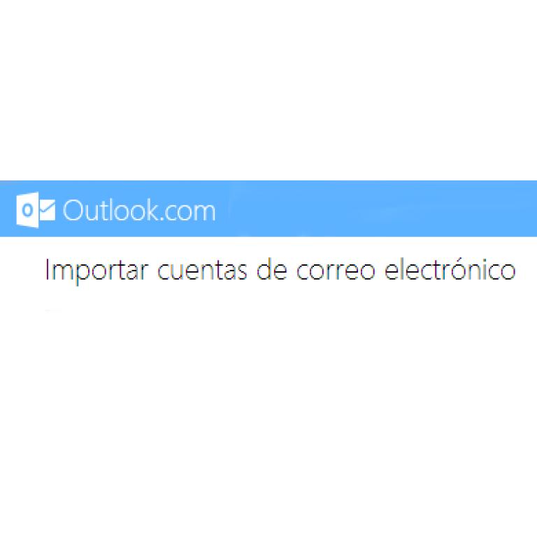 Los usuarios de Outlook.com podrán importar correos de cuentas IMAP