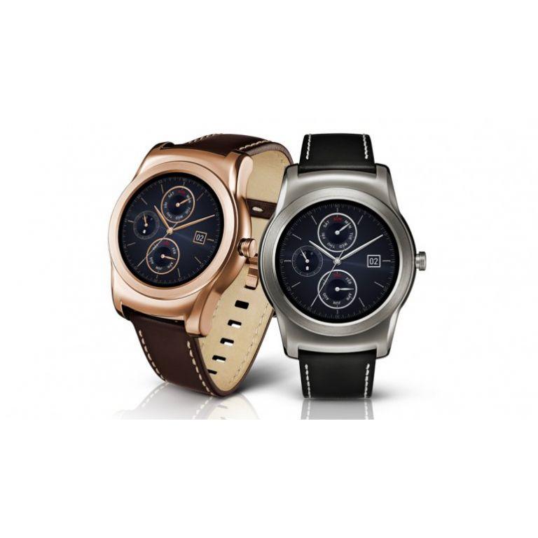 LG adelanto su reloj inteligente