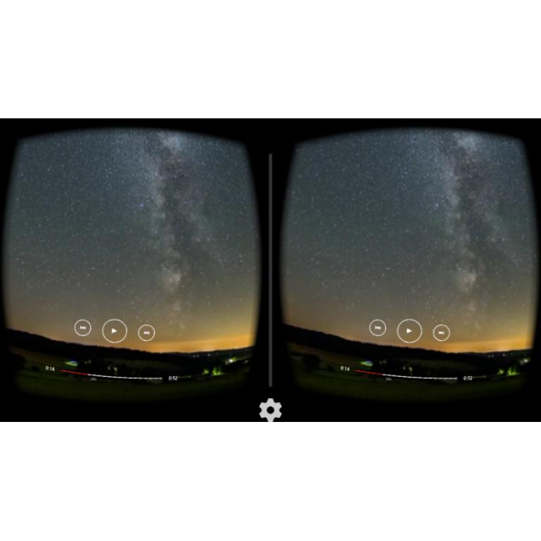 Videos en 360º con Google Cardboard