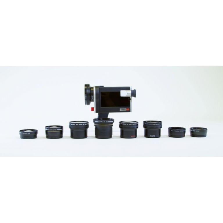 Lumenati transforma a nuestro iPhone o iPhone 6 6s, en una cámara de video vintage