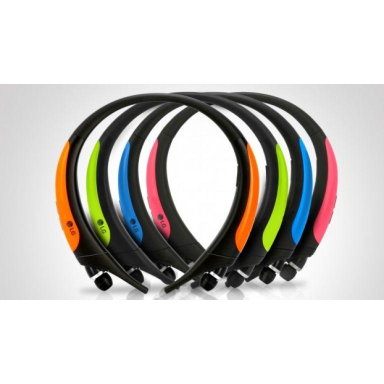 LG anuncia sus nuevos auriculares bluetooth TONE Active para la actividad física