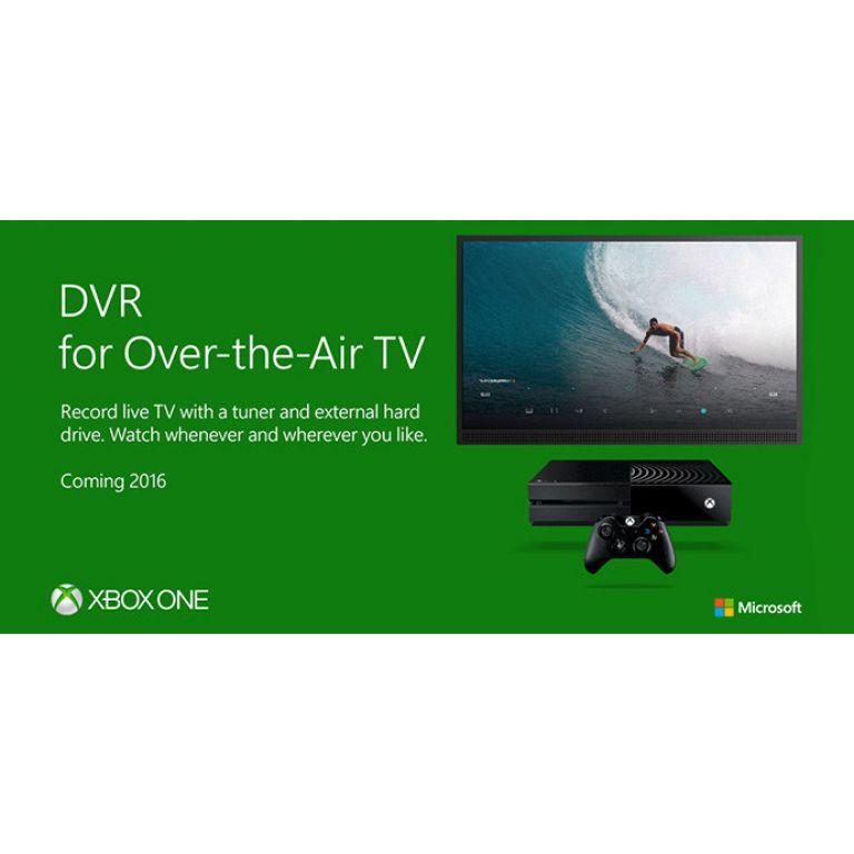 La Xbox One permitirá grabar contenidos de la TV