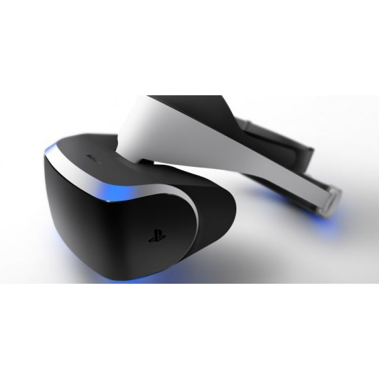PlayStation VR es el nombre del sistema de realidad virtual para PS4