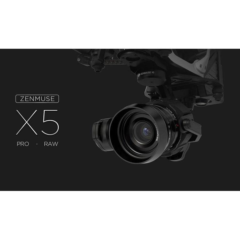 DJI está desarrollando cámaras con sensores Micro Cuatro Tercios para sus drones