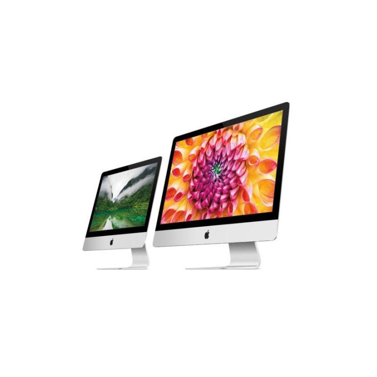 La iMac de Apple ahora tiene pantalla 4K