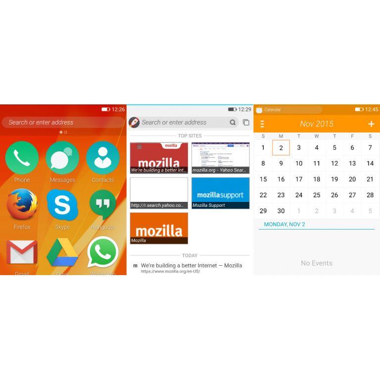 Firefox OS 2.5 ya esta disponible como app para Android