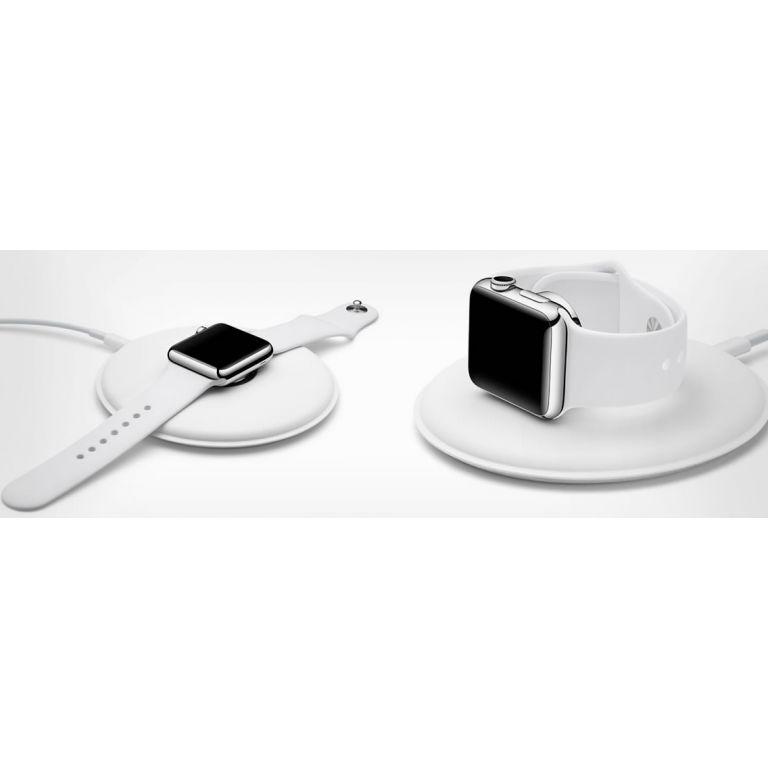 Apple Watch ya tiene su base de recarga magnética oficial