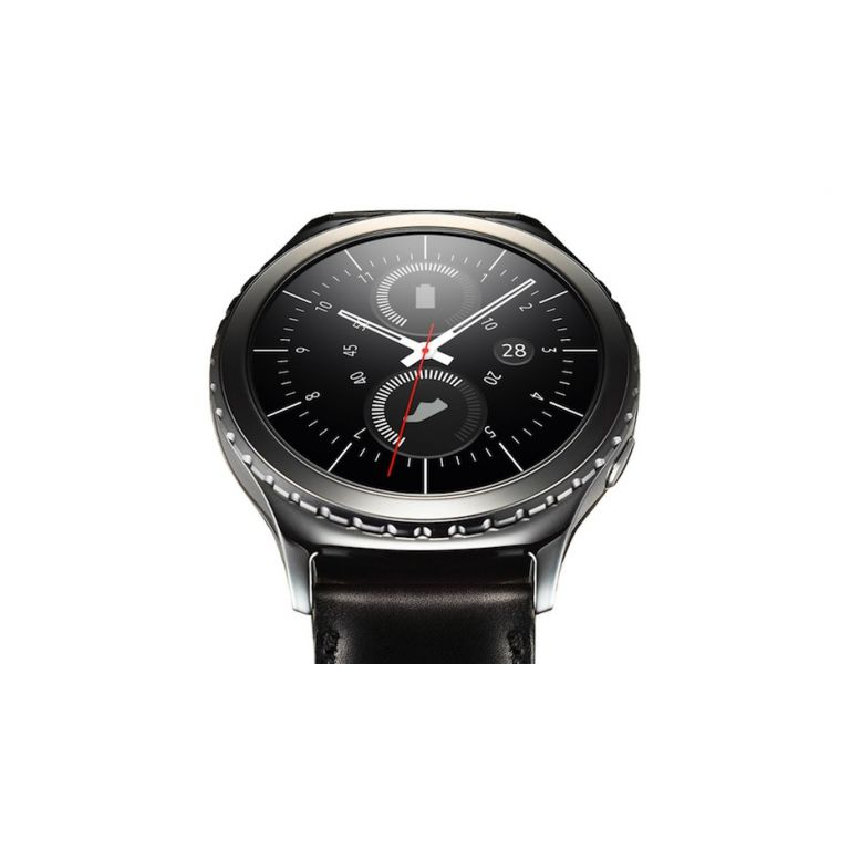 Review Samsung Gear S2 Classic