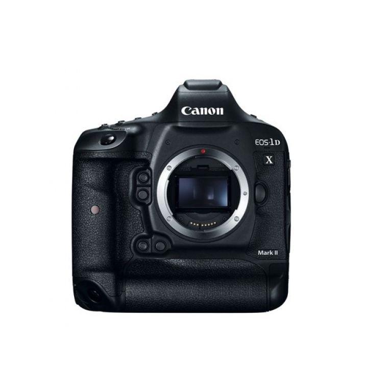 La cámara Canon 1D X Mark II puede grabar video en 4K