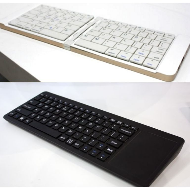 PiPO KB2 es un teclado plegable con Windows 10