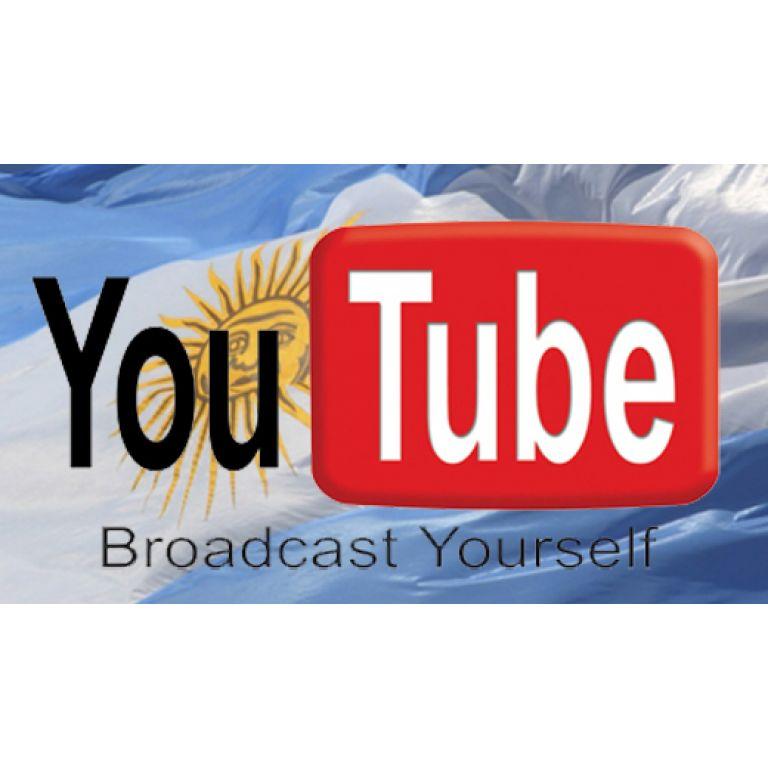 Se lanzó Youtube.com.ar