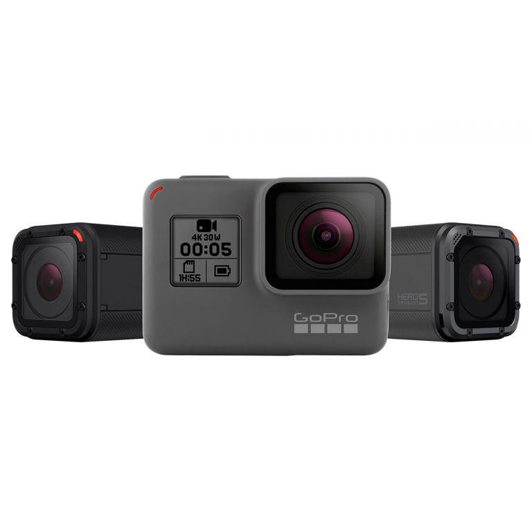 Hero5 Black y Hero5 Session: Llegan las GoPro que estábamos esperando
