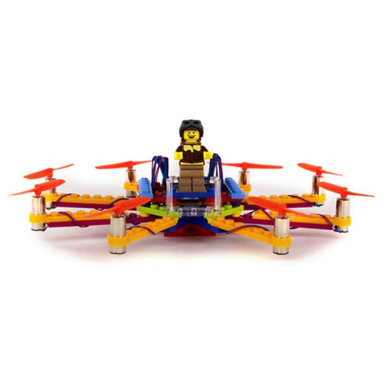 Flybrix, el dron hecho de legos para niños