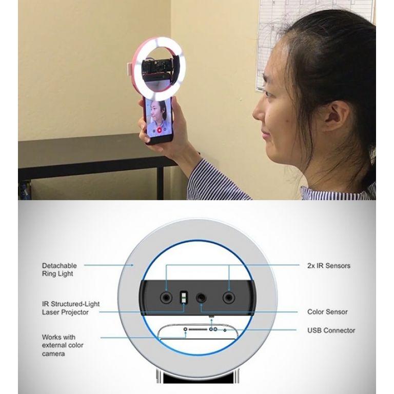 Bellus 3D convierte tu smartphone en una cámara para digitalizar rostros