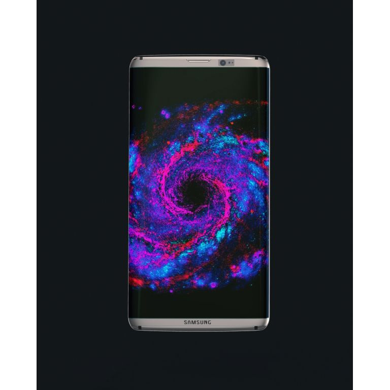 Este es el Samsung Galaxy S8
