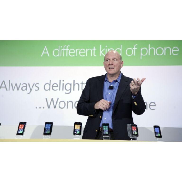 Microsoft presentó el Windows Phone 7