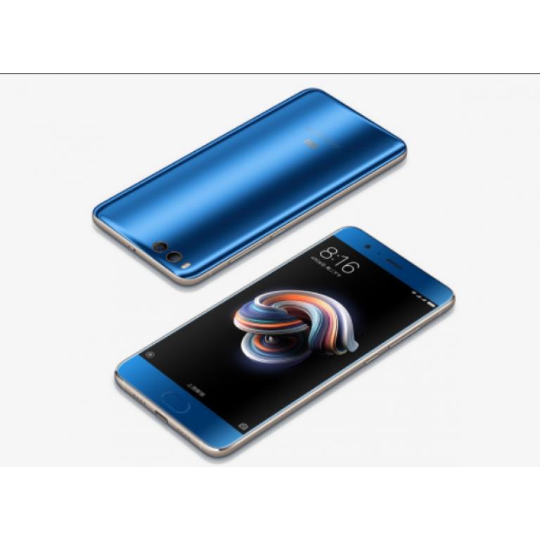 El Xiaomi Mi Note 3 ya es oficial