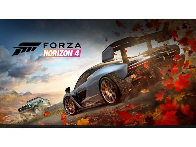Ya está disponible la demo de Forza Horizon 4 en Xbox One y en PC