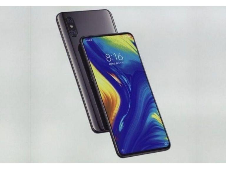 El Xiaomi Mi Mix 3 fue presentado y es pura pantalla