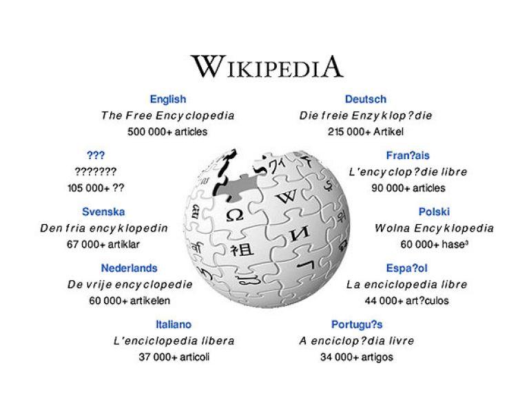 10 años de Wikipedia