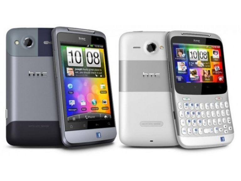 HTC lanza dos nuevos Facebook Phones y su primer tablet
