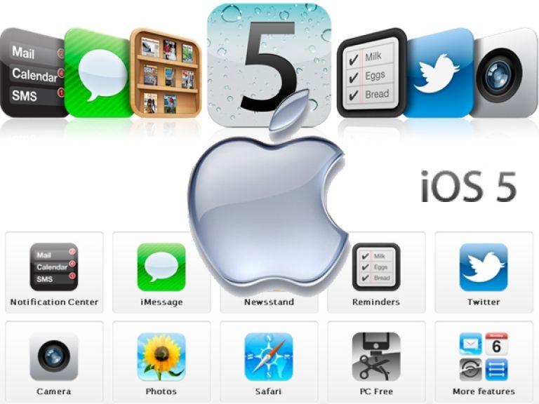 Apple presentó iOS 5
