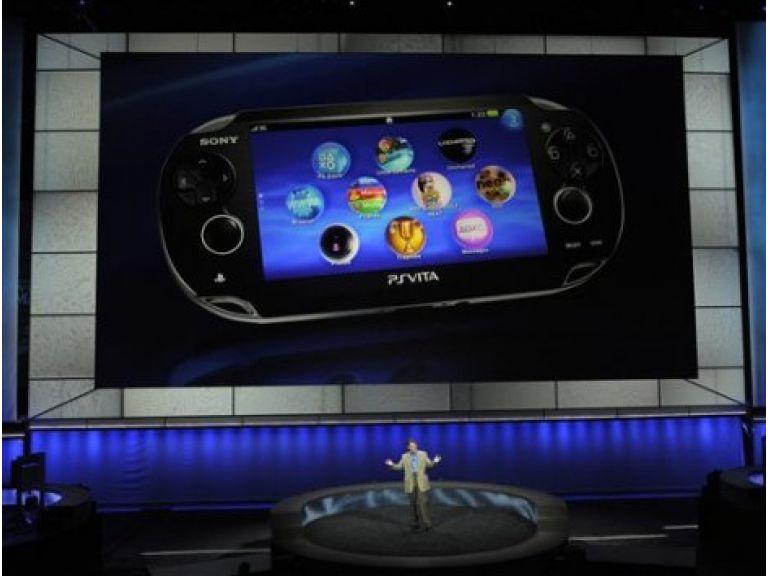 Sony presentó la consola PlayStation Vita