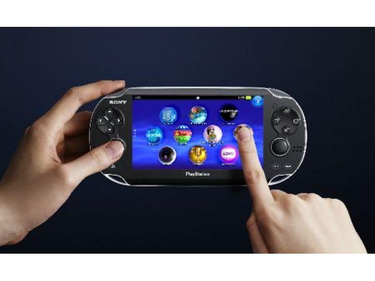PlayStation Vita llegará a principios del 2012