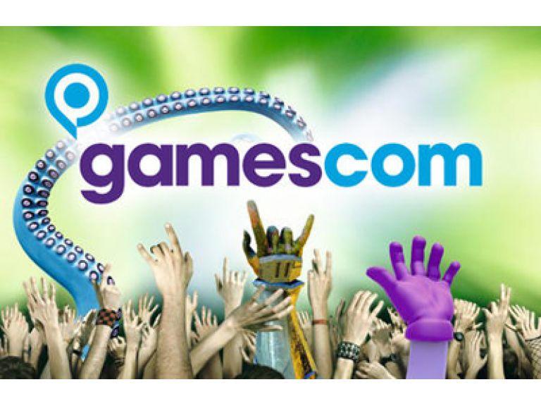 La feria de videojuegos Gamescom abrió sus puertas en Alemania