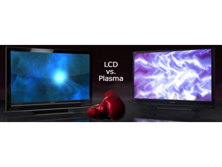 LCD o plasma? Análisis de características