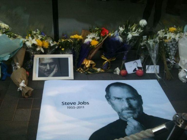 Homenajes a la emblemática figura de Steve Jobs