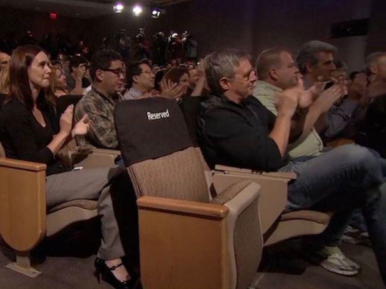 ¿Es el iPhone 4S un homenaje de Apple para Jobs?