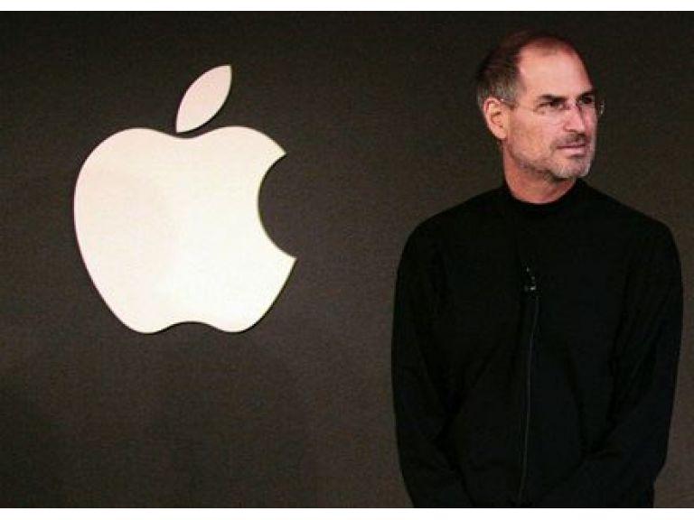 Por qué Steve Jobs eligió como logo una manzana