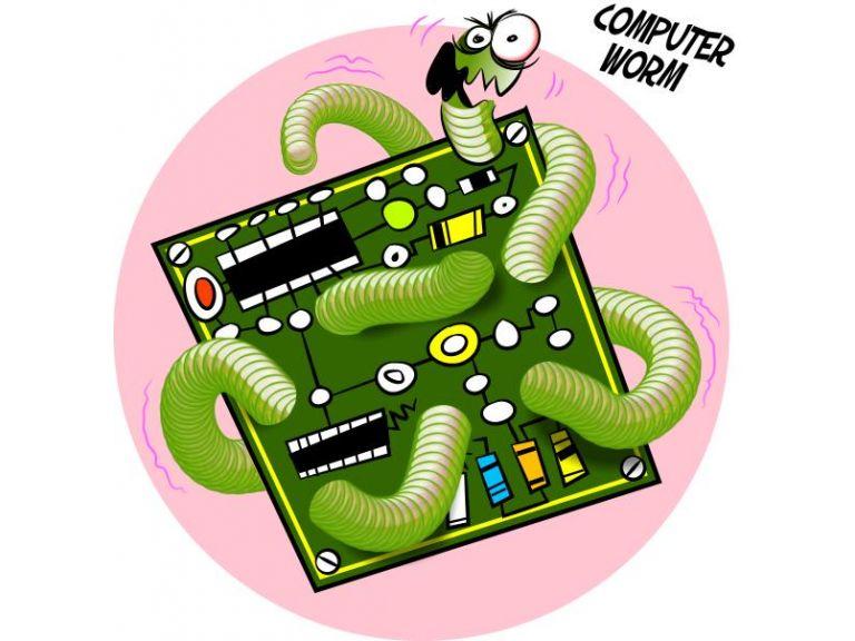 Los virus más curiosos del año.
