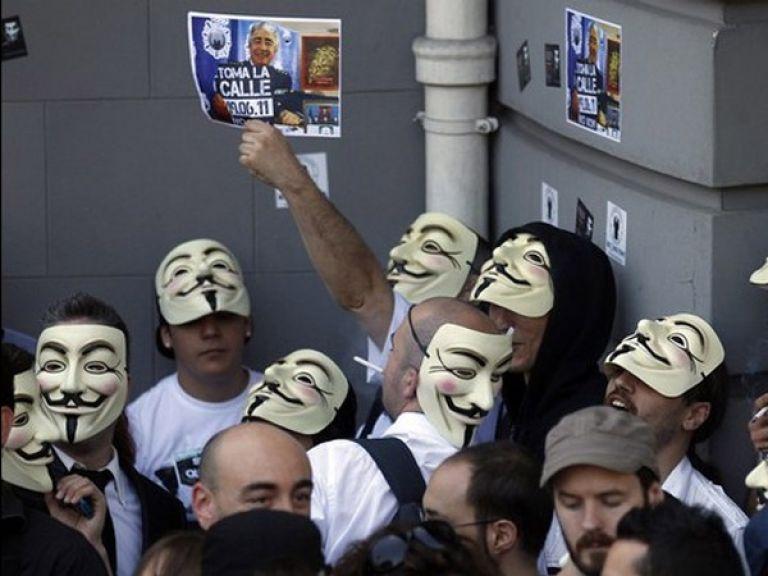 Anonymous desbarató enorme servidor de pornografía infantil y publica a sus usuarios