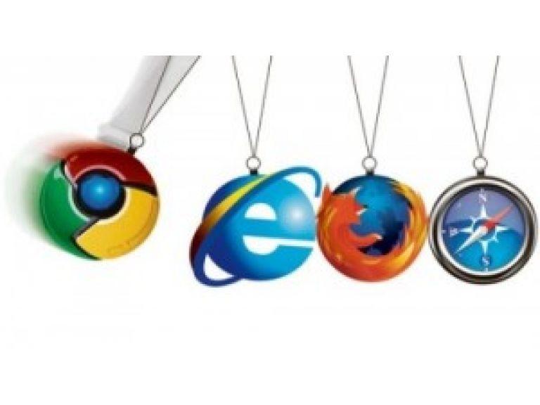 Desciende el uso de Internet Explorer