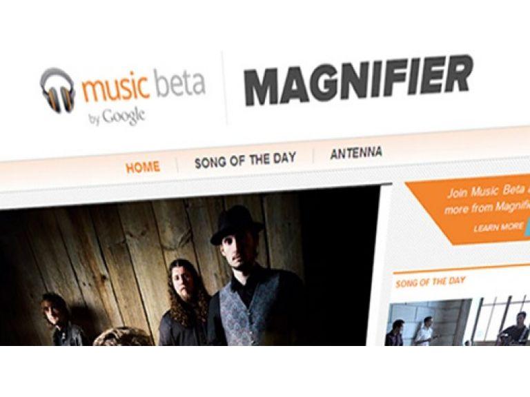Google Music anunció su lanzamiento.