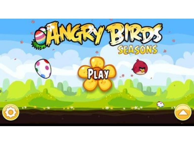 Angry Birds, disponible en el BlackBerry App World para PlayBook