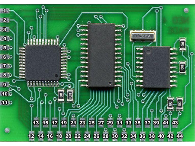 Los nuevos chips permiten ubicar celulares en cualquier parte del mundo