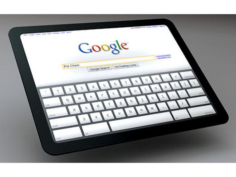Google anunció que sacará su tablet para competir con la iPad.